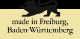 webseite website made in baden-wuerttemberg freiburg 2021